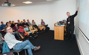 Knowledge Exchange seminar (Steve)